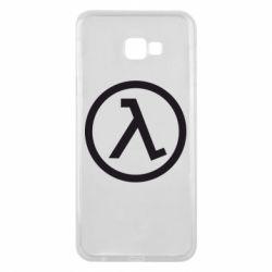 Чехол для Samsung J4 Plus 2018 Half Life Logo