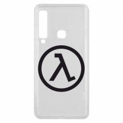Чехол для Samsung A9 2018 Half Life Logo