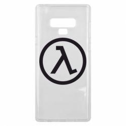 Чохол для Samsung Note 9 Half Life Logo
