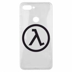 Чохол для Xiaomi Mi8 Lite Half Life Logo
