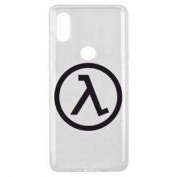 Чохол для Xiaomi Mi Mix 3 Half Life Logo