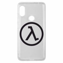 Чохол для Xiaomi Redmi Note Pro 6 Half Life Logo