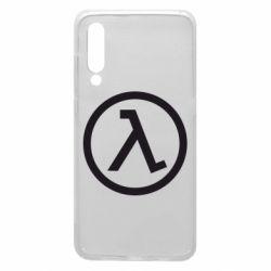 Чехол для Xiaomi Mi9 Half Life Logo