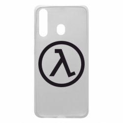 Чехол для Samsung A60 Half Life Logo