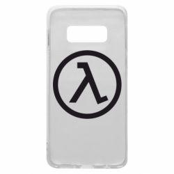 Чохол для Samsung S10e Half Life Logo