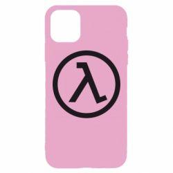 Чохол для iPhone 11 Pro Max Half Life Logo