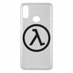 Чехол для Samsung A10s Half Life Logo
