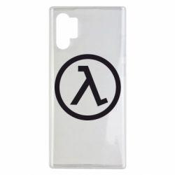 Чохол для Samsung Note 10 Plus Half Life Logo