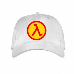 Детская кепка Half Life Logo