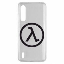 Чохол для Xiaomi Mi9 Lite Half Life Logo