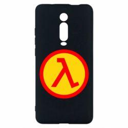 Чохол для Xiaomi Mi9T Half Life Logo