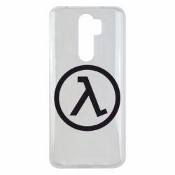 Чохол для Xiaomi Redmi Note 8 Pro Half Life Logo