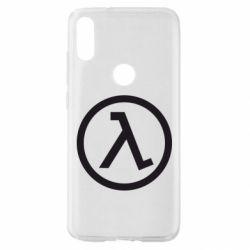 Чохол для Xiaomi Mi Play Half Life Logo