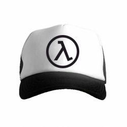 Детская кепка-тракер Half Life Logo