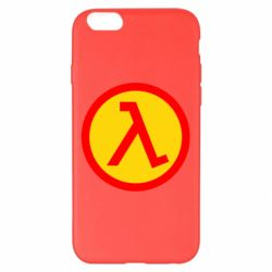 Чохол для iPhone 6 Plus/6S Plus Half Life Logo