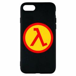 Чехол для iPhone 7 Half Life Logo
