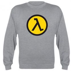 Реглан (свитшот) Half Life Logo