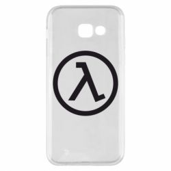 Чехол для Samsung A5 2017 Half Life Logo