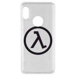 Чохол для Xiaomi Redmi Note 5 Half Life Logo