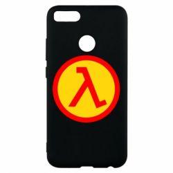 Чехол для Xiaomi Mi A1 Half Life Logo