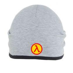 Шапка Half Life Logo