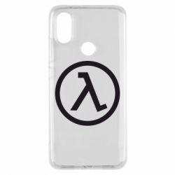 Чехол для Xiaomi Mi A2 Half Life Logo