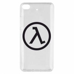 Чехол для Xiaomi Mi 5s Half Life Logo