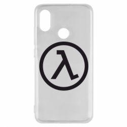 Чехол для Xiaomi Mi8 Half Life Logo