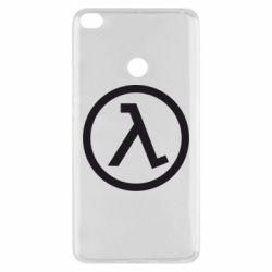 Чохол для Xiaomi Mi Max 2 Half Life Logo