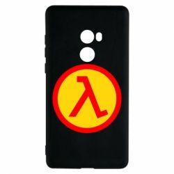 Чохол для Xiaomi Mi Mix 2 Half Life Logo