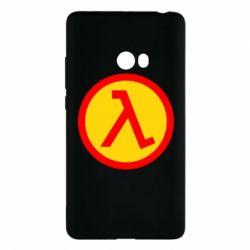 Чохол для Xiaomi Mi Note 2 Half Life Logo