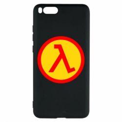 Чохол для Xiaomi Mi Note 3 Half Life Logo