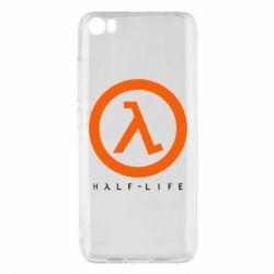 Чехол для Xiaomi Mi5/Mi5 Pro Half-life logotype