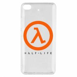 Чехол для Xiaomi Mi 5s Half-life logotype