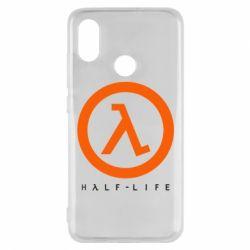 Чехол для Xiaomi Mi8 Half-life logotype