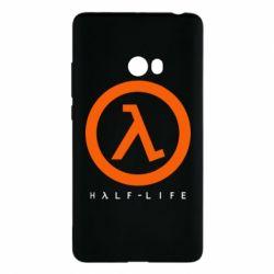 Чехол для Xiaomi Mi Note 2 Half-life logotype