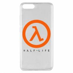 Чехол для Xiaomi Mi Note 3 Half-life logotype