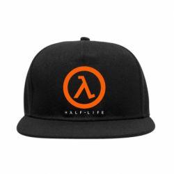 Снепбек Half-life logotype
