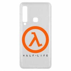Чехол для Samsung A9 2018 Half-life logotype