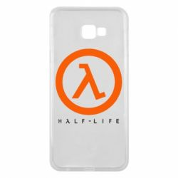 Чехол для Samsung J4 Plus 2018 Half-life logotype