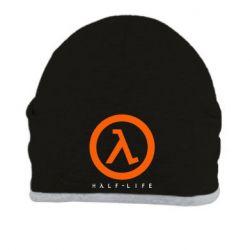 Шапка Half-life logotype