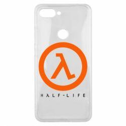 Чехол для Xiaomi Mi8 Lite Half-life logotype