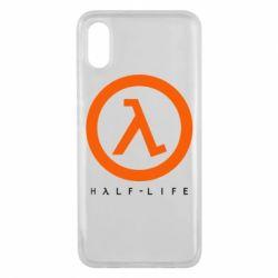 Чехол для Xiaomi Mi8 Pro Half-life logotype
