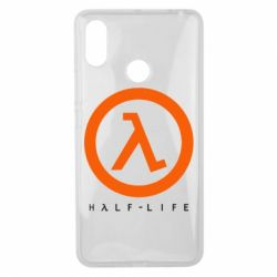 Чехол для Xiaomi Mi Max 3 Half-life logotype