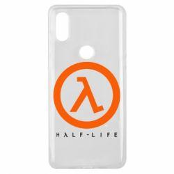 Чехол для Xiaomi Mi Mix 3 Half-life logotype