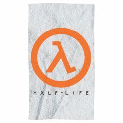 Полотенце Half-life logotype