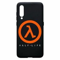 Чехол для Xiaomi Mi9 Half-life logotype