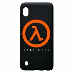 Чехол для Samsung A10 Half-life logotype