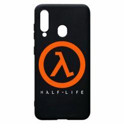 Чехол для Samsung A60 Half-life logotype