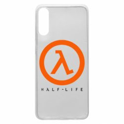 Чехол для Samsung A70 Half-life logotype
